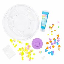 Cosmic Sugar Bath Bombs Surprise Fizzy Decorate w Whipped Soap DIY Kids Kit NEW image 2