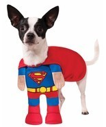 Rubies Superman Supereroe Animale da Compagnia Cane Costume Halloween 88... - $20.99