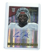 2014 Panini Extra Points NFL Football Autographed Card by Carlos Hyde 09/50 - $11.04