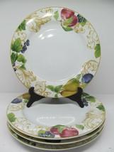"Lenox Garden Mural 11"" Dinner Plates Bundle of 4 plates - $48.02"