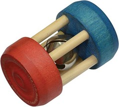 Mini Bell Rattle - Made in USA - $17.92