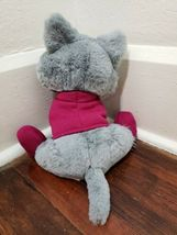 "Disney Store 9"" Kitten Cat Plush from Olaf's Frozen Adventure image 4"