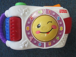 Fisher Price Laugh & Learn Learning camera - $5.89