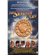 The Seventh Coin VHS Peter O'Toole Alexandra Powers Navin Chowdhry - $1.99