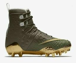 Nike Force Savage Elite TD Mens Football Cleat Olive Green Gold AH6424 271 - $69.95