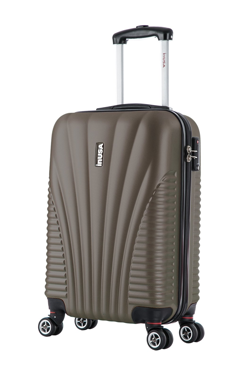 InUSA Chicago 21'' Hardside Carry On