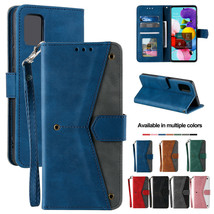 Leather Wallet Magnetic Flip cover  Samsung Note 20 Ultra S21 Plus 5G 10 S7 8 9 - $55.00