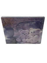 """""""Huggable Bears"""" """"Friends are Hugs From God"""" Over 550 Pieces 18x24"""" Sealed - $9.49"""
