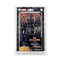 WizKids Marvel Heroclix: Avengers Black Panther & The Illuminati Fast Forces - $16.91