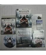 Sony PS2 ASSASSIN'S CREED Bruderschaft Limitierte Aktiv Ntsc Japanische ... - $16.09