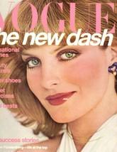 1976 Vogue Magazine Rene Russo Diane Von Furstenberg Charlotte Rampling ... - $76.16