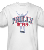 Ne rocky balboa philly 1976 philadelphia for sale online graphic white tshirt mgm151 at thumb200
