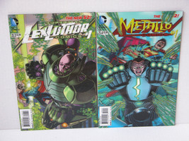LEX LUTHOR AND METALLO LENTICULAR 3D COVERS - ACTION COMICS - FREE SHIPP... - $20.57