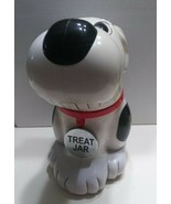 Talking Treat Cookie Jar - Dog Barks When Opened By The Original Fun Wor... - $14.84