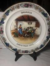 Rosenthal Helena Selb Germany Bavaria Christmas 1953  F. BENDERT  - $36.14