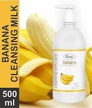 Luster Banana Cleansing Milk (Paraben & Sulfate Free)-500 ml - $29.69