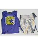 And1 Infant Boys Shorts and Tank Top 2 Piece Ou... - $7.69