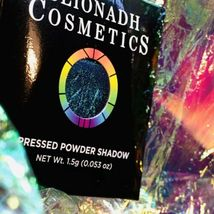 NWT NIB Clionadh Cosmetics JEWELLED MULTICHROME SINGLE PAN *ONE SHADE* ANNEAL image 3