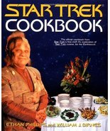Star Trek Cookbook [Paperback] Phillips, Ethan and Birnes, William J. - $9.83