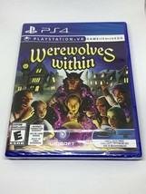 Werewolves Within (Sony PlayStation 4, 2016) Req'r PSVR Free Shipping! Brand New - $18.95