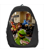 backpack school bag muppets kermit - $39.79