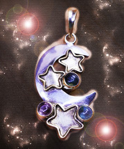 HAUNTED NECKLACE I AM THE MOST POWERFUL MOON GODDESS HIGHEST LIGHT OOAK ... - $10,700.77
