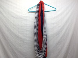 NEW Rikka Red White and Blue Infinity Scarf