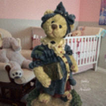 Boyds Bears & Friends The BEARSTONE Collection Momma McBear - $12.00