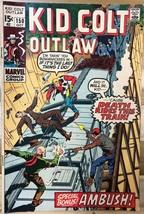 KID COLT OUTLAW #150 (1970) Marvel Comics VG+ - $9.89