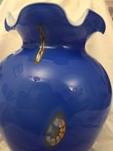 Arte Vintage Millifiori Murano Decorative Art Glass Vase - $223.47