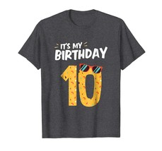 Brother Shirts - 10th Birthday Boy Birthday Girl Tee Shirt Bday Gift App... - $19.95+