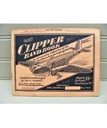1936 Ascher's Clipper Band Book Clarinet 36 Grade School Band Songs Kenn... - $9.65