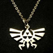 Zelda Big Symbol Necklace - $42.00