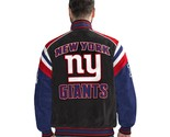 newest 96e3a ce62d New York Giants Leather Jackets, Giants Leather Jacket