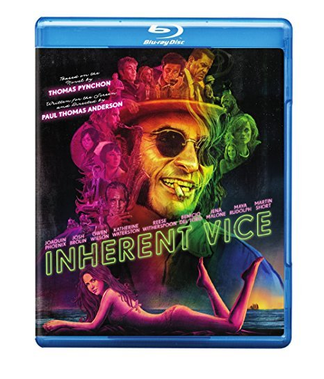Inherent Vice (Blu-ray + DVD) (2015)