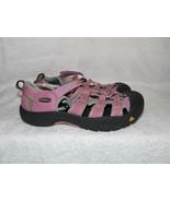 Keen Waterproof PINK/VIOLET Black Sport Hiking Trail Sandals 6 Used - $49.49