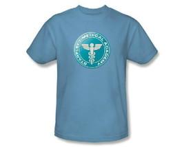 Star Trek Original Series Starfleet Academy Medical Logo T-Shirt XXXL NE... - $22.24