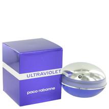 ULTRAVIOLET by Paco Rabanne Eau De Parfum Spray 1.7 oz - $40.95
