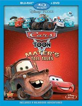 Disney Cars Toon: Mater's Tall Tales (Blu-ray+DVD)
