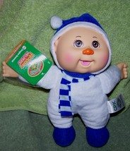 """Cabbage Patch Kids Collectible Cuties Douglas Snowman 9"""" Plush Doll #70 NWT - $18.88"""