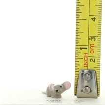 Hagen Renaker Miniature Mouse Baby Straight Tail Ceramic Figurine image 2