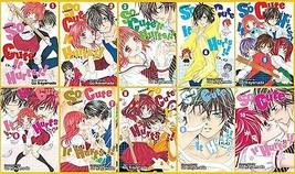SO CUTE IT HURTS! English MANGA Romance Series by Go Ikeyamada Set of Bo... - $82.99