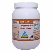 Herbal Hills Detoxhills - Natural Detox Formula 900 Tablets - $43.81