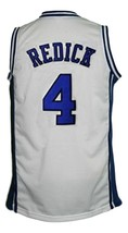 J.J. Redick #4 College Basketball Jersey Sewn White Any Size image 2