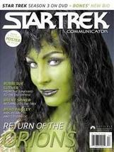 Star Trek Communicator Magazine #153 2005 - $19.59