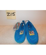PAW PATROL SLIP-ON SHOWER BEACH POOL SHOES TODDLER SIZE M- L NEW! - $11.99