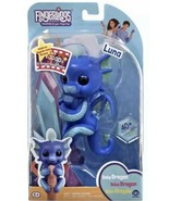 WowWee 3587 Fingerlings Interactive Baby Dragon Luna Toy Purple/Turquoise - $23.98