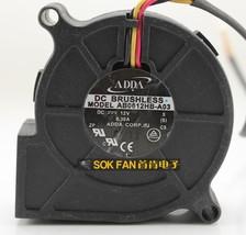 Original ADDA Blower AB0612HB-A03 12V 0.30A 2 months warranty - $37.75