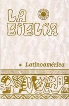 BIBLIA LATINOAMERICANA PASTA NACAR - BOLSILLO