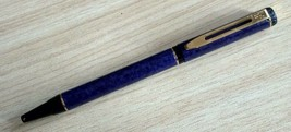VINTAGE WATERMAN CENTURION BALL POINT PEN 1980s BLUE,new old stock - $69.80